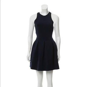 Alexander Wang sleeveless mini dress M blue